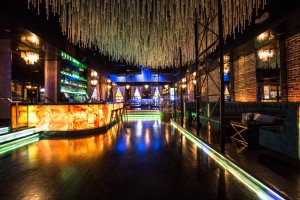 (Party Size Up to 10) Located in the Chandelier Room, this slightly elevated Lounge area is perfect for those who enjoy a little distance from the excitement of the dance floor, and closer to the balcony terraces.